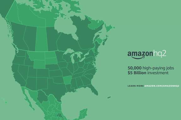 Amazon received more than 200 bids to host its second North American headquarters.