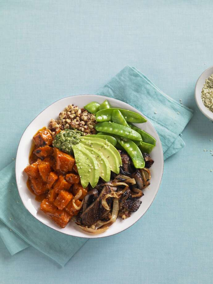 the ancient grains bowl pictured is on the menu at true foods kitchen among - True Food Kitchen