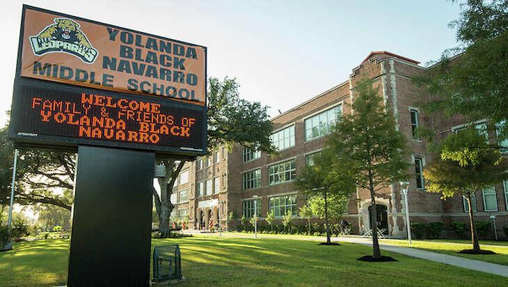 Navarro Middle School