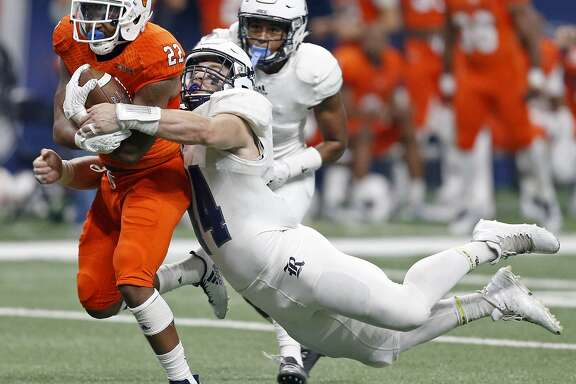 UTSA running back Tyrell Clay received prasie from coach Frank Wilson and from ESPN analysts for his efforts against Rice in the Roadrunners' 20-7 victory Oct. 21.