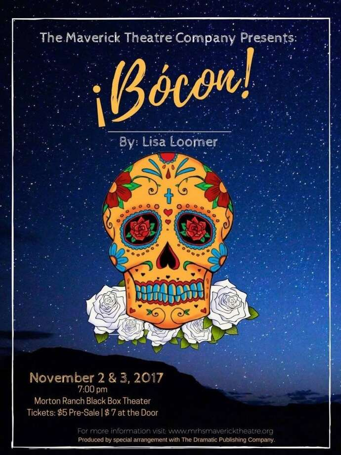 Morton Ranch High School will present Â¡Bocé³n! the first week of November. The musical is slated to be performed Thursday, Nov. 2, through Saturday, Nov. 4, at the Morton Ranch High School, Performing Arts Center, 21000 Franz Road, Katy TX 77449. Photo: Courtesy Photo