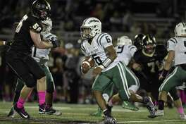 The New Milford helmet is one of the best in the region.