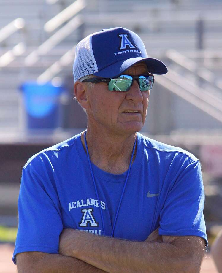 Head coach Floyd Burnsed's Acalanes team moved up four sports in the top 25 despite losing to Clayton Valley last week. Photo: Philip Walton, SportStars Magazine