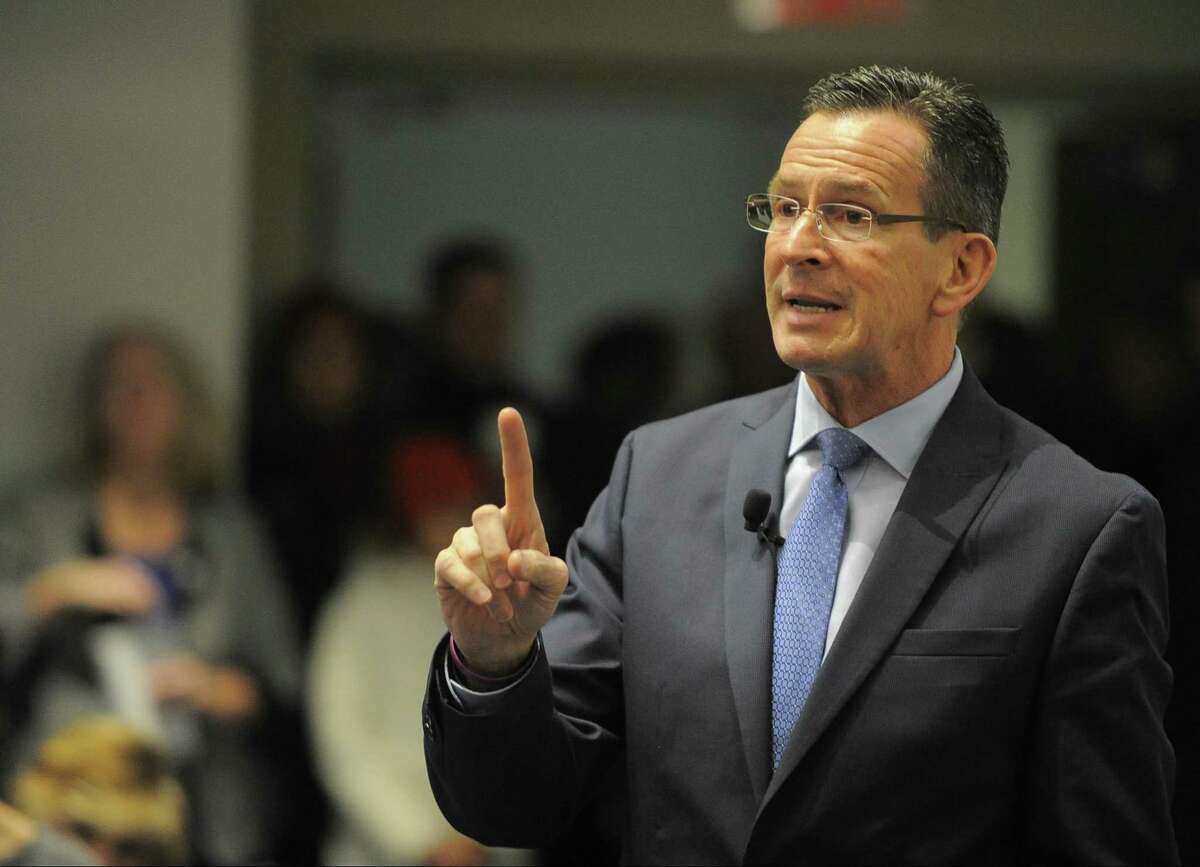 Gov. Dannel P. Malloy