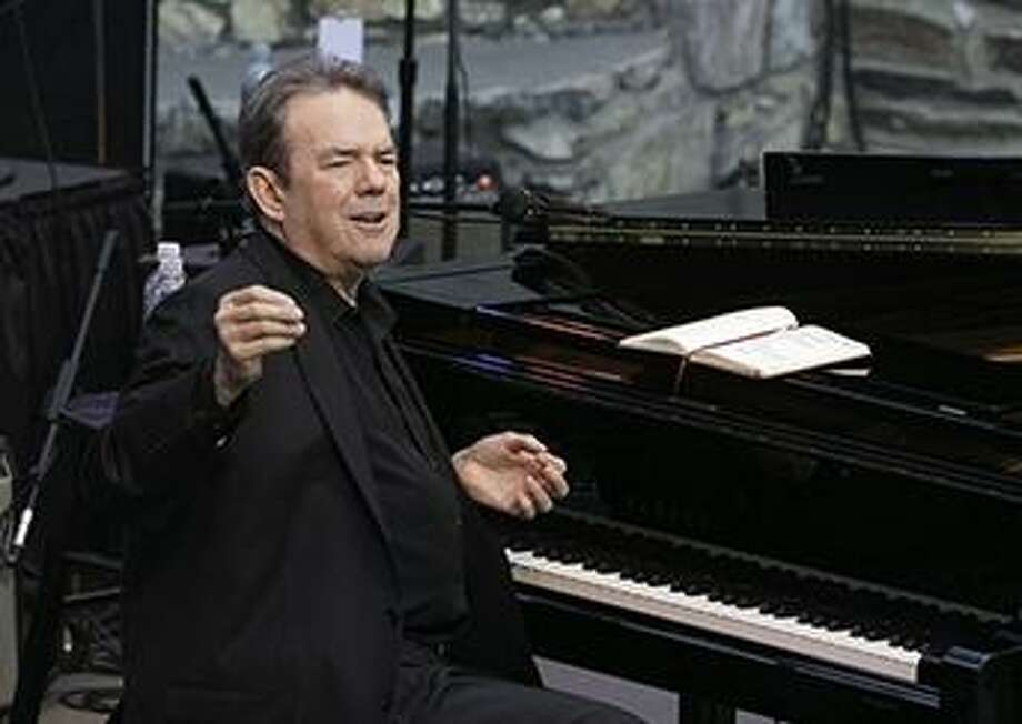 Jimmy Webb will talk about the songs he wrote for Glen Campbell in a concert Friday at the Tobin Center. Photo: Courtesy Photo / Courtesy photo