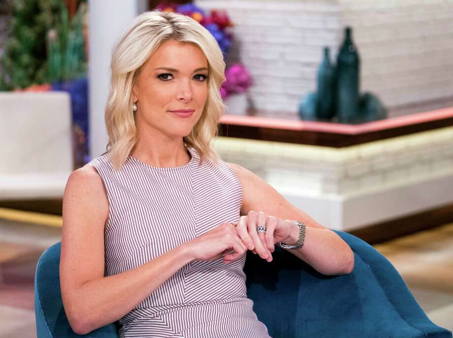 "FILE - Megyn Kelly poses on the set of her new show, ""Megyn Kelly Today"" at NBC Studios on Thursday, Sept, 21, 2017, in New York.  Photo: Charles Sykes, INVL / 2017 Invision"