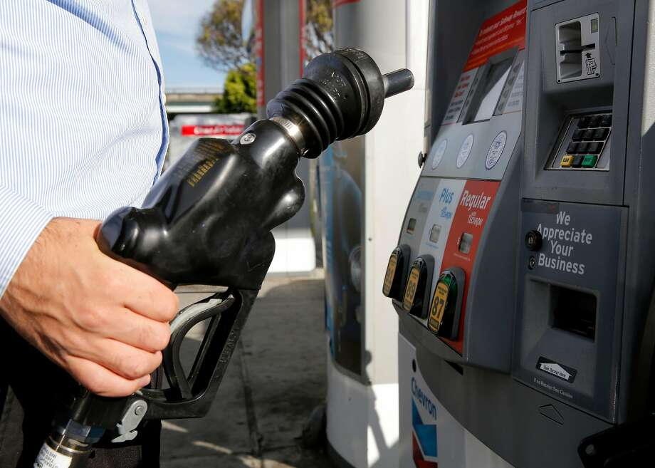 The average price of gas in Midland didn't change, averaging $2.48 per gallon, according to the association. That means the price of gas is 20 cents higher than the state average and 30 cents higher than the price of gas in San Antonio, which AAA Texas reports again has the cheapest gasoline in Texas at an average $2.18 per gallon. Photo: Connor Radnovich, The Chronicle