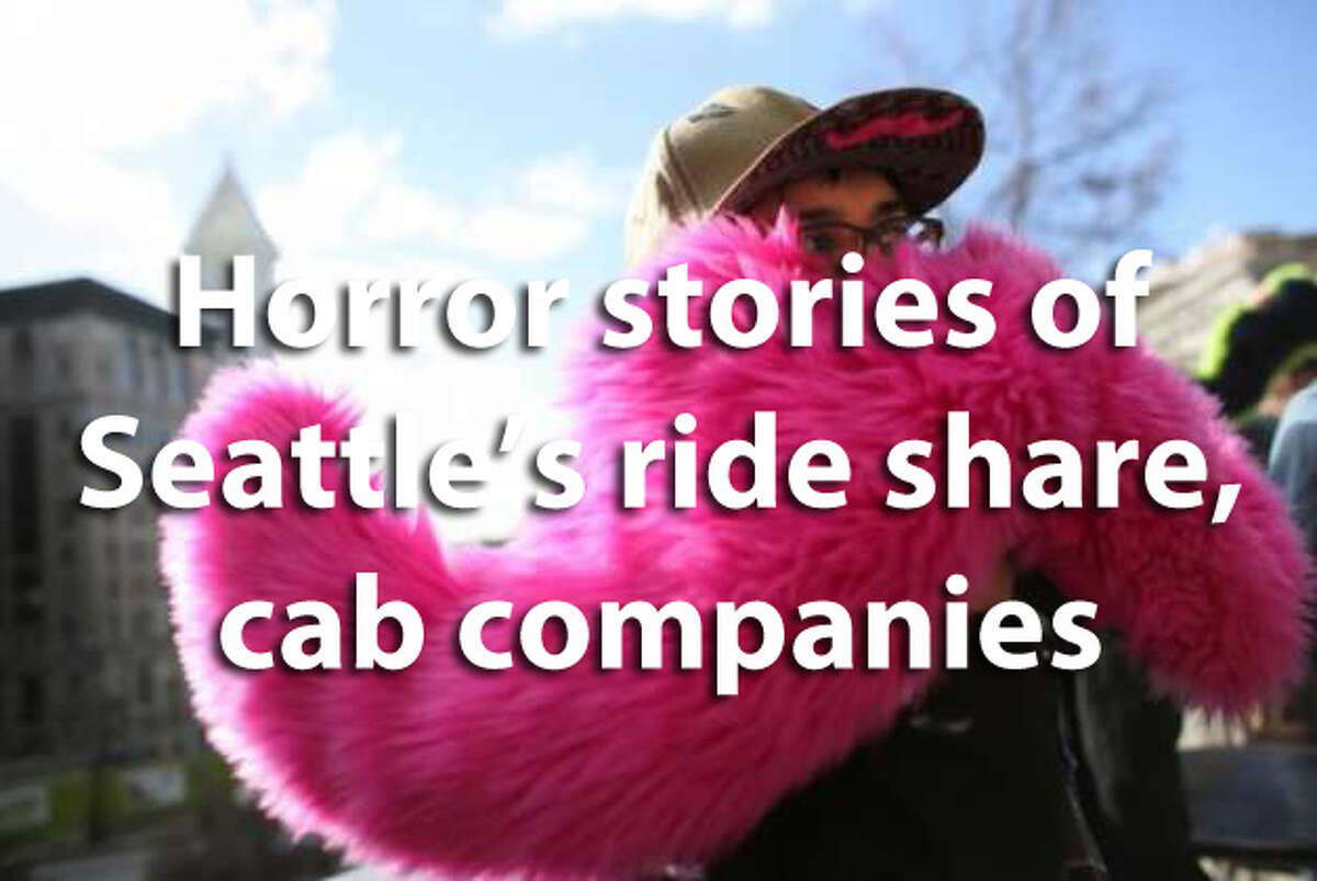 We all have our horror stories and loyalties when it comes to ride shares and cabs. But we went to the place to find the most incendiary stories: the internet. Namely, Yelp. Let us know your stories in the comments. And tell us what you like to do when you need a ride.