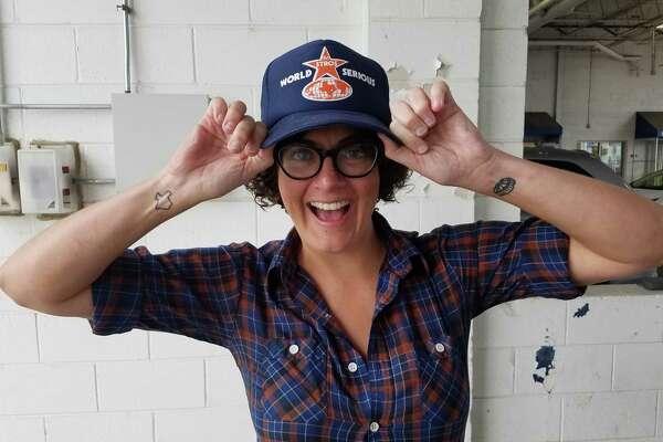 Houston comedian (and Astros fan) Dusti Rhodes