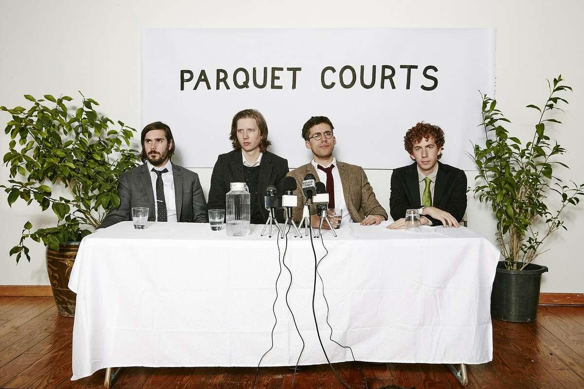 Rock band Parquet Courts