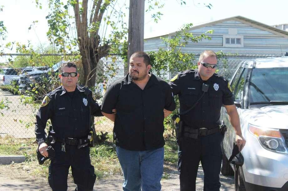 Juan Ontiveros, a San Antonio Uber driver, is accused of sexually assaulting his passenger on Feb. 25, 2017. Photo: Fares Sabawi /San Antonio Express-News / San Antonio Express-News