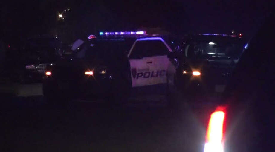 A man was shot to death inside his home. Photo: Metro Video