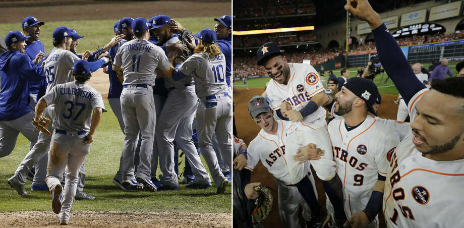 LA vs. Houston: How the cities stack upFor the 2017 World Series, the LA Dodgers and the Houston Astros will take the field to clinch the ultimate title in the MLB.To see how the team's host cities stack up against each other, keep going through the photos. Photo: Charles Rex Arbogast / David J. Phillip