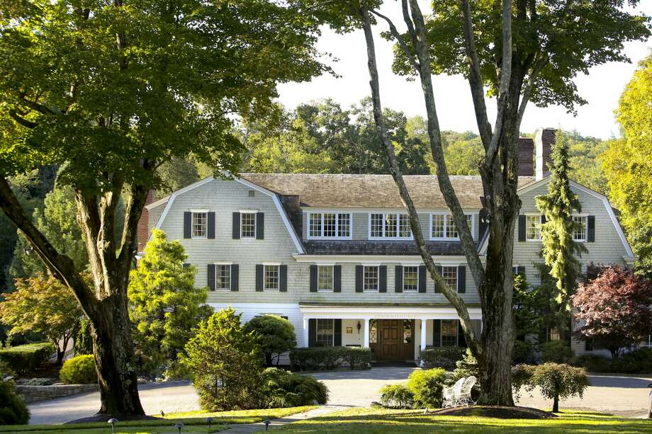 Grace Mayflower Inn and Spa, Washington, was recognized among the top 40 Hotels in New England for Condé Nast Traveler's 2017 Readers' Choice Award. Photo: Grace Hotels