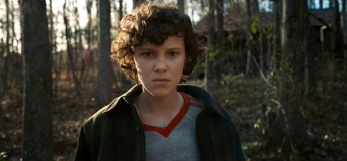 Eleven/Jane Ives/Hopper is played by Millie Bobby Brown.
