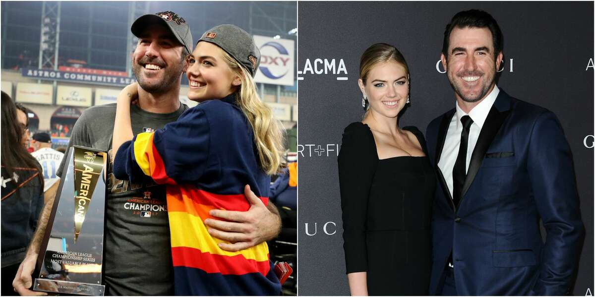 Not only is Astros pitcher Justin Verlander on top of the sports world, his relationship with model Kate Upton has made him the envy of couples all around America.