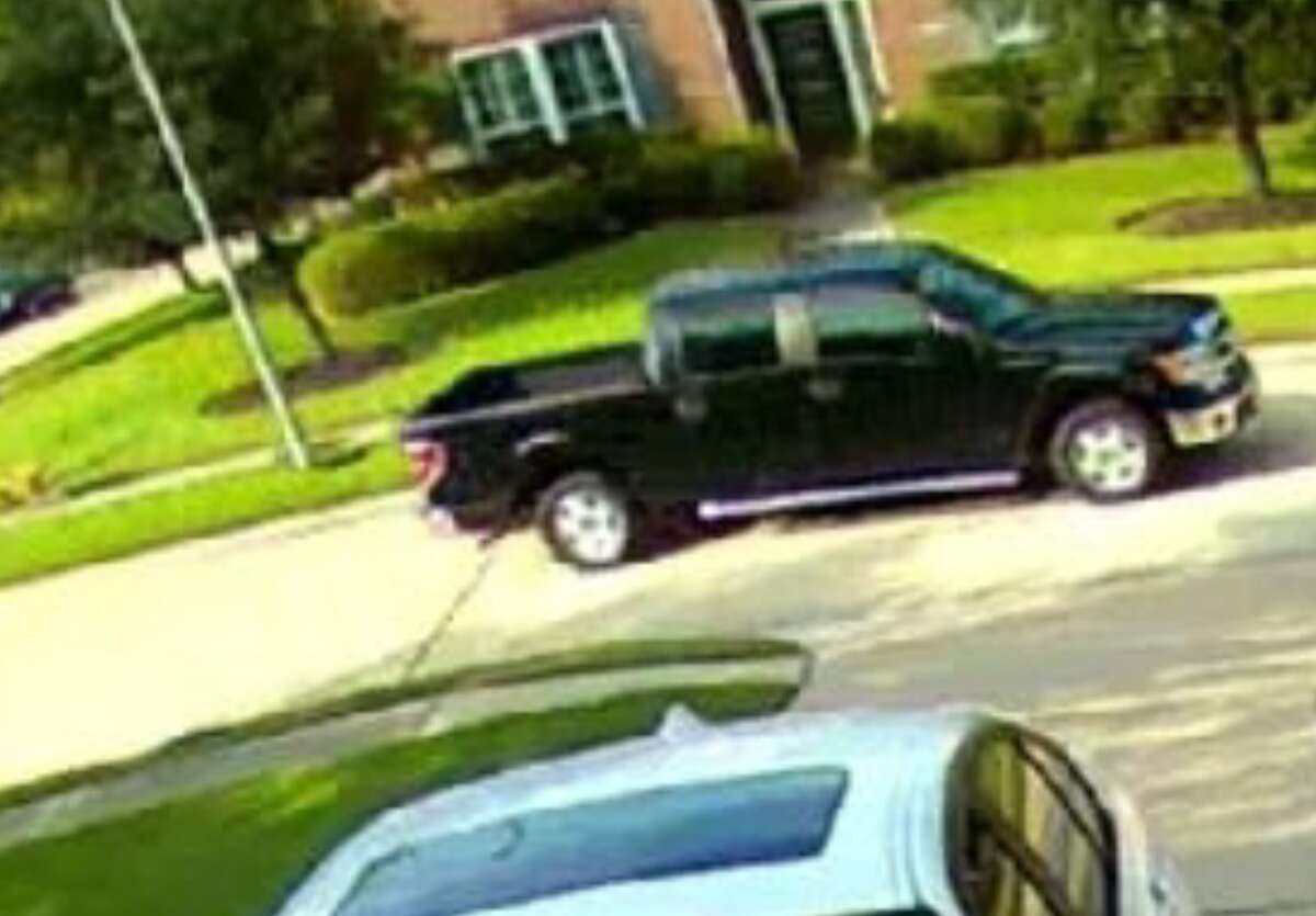 The Harris County Sheriff's Office is looking for a suspect who tried to abduct a 16-year-old girl in Cypress on Oct. 15, 2017.