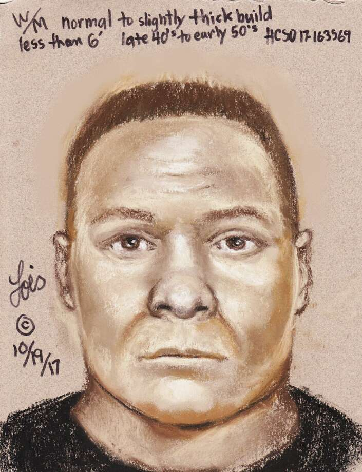 The Harris County Sheriff's Office is looking for a suspect who tried to abduct a 16-year-old girl in Cypress on Oct. 15, 2017. Photo: Harris County Sheriff's Office