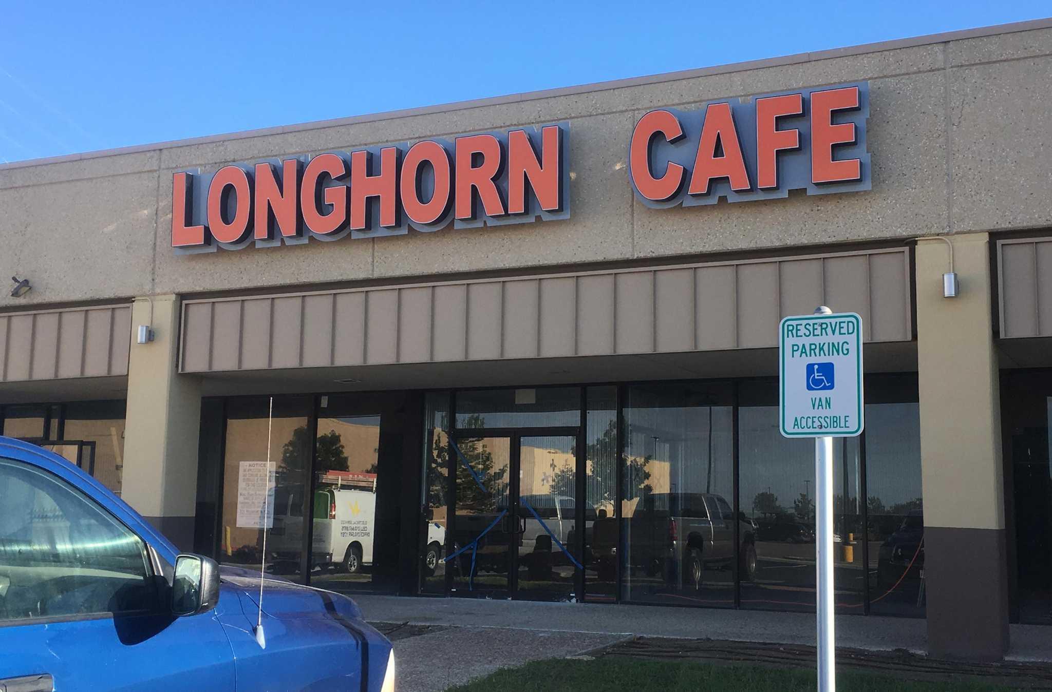 Longhorn Cafe San Antonio