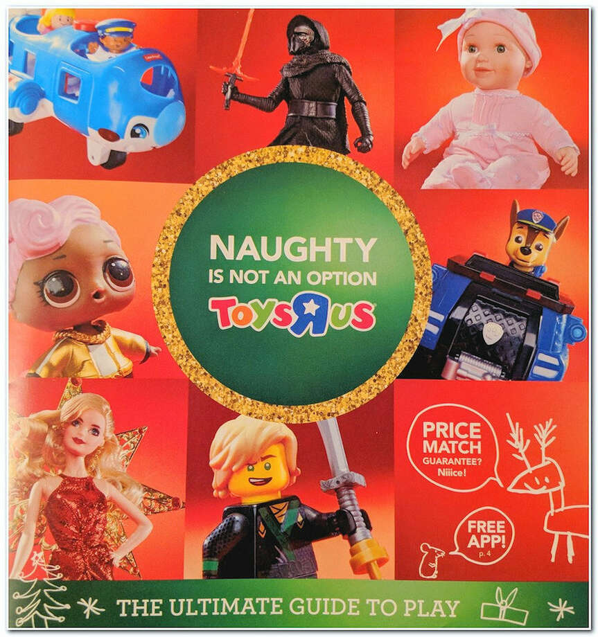 Toys 'R' Us released their 2017 Toy Book to highlight their top picks of toys this gift-giving season. Photo: Toys R Us