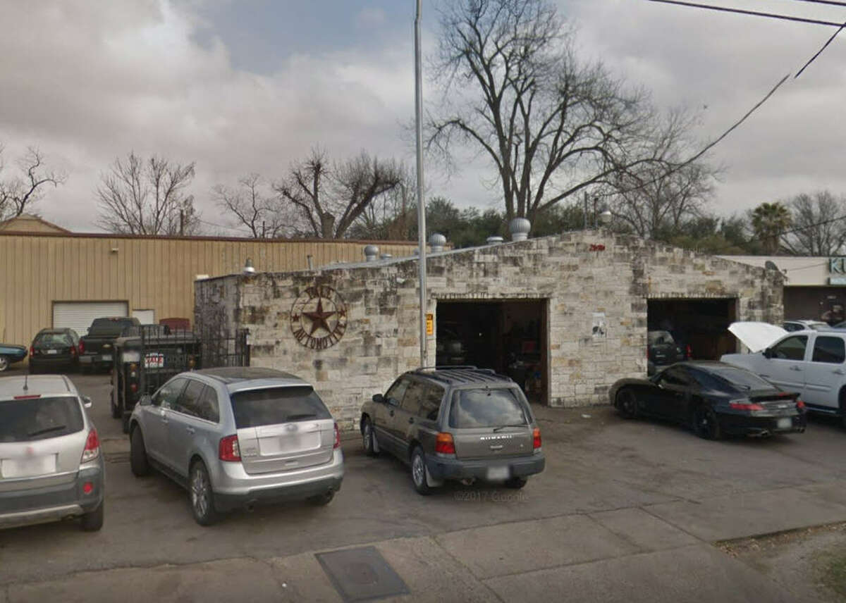 Yale Automotive Yelp rating: 4.5 stars Location: 2510 Yale Street  Neighborhood: The Heights