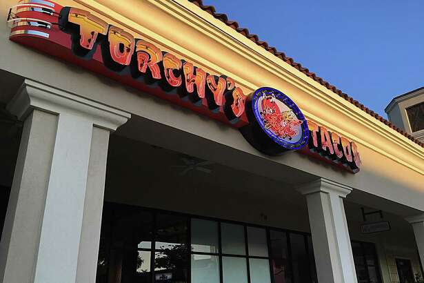 Torchy's Tacos made its San Antonio on East Basse Road in 2014.