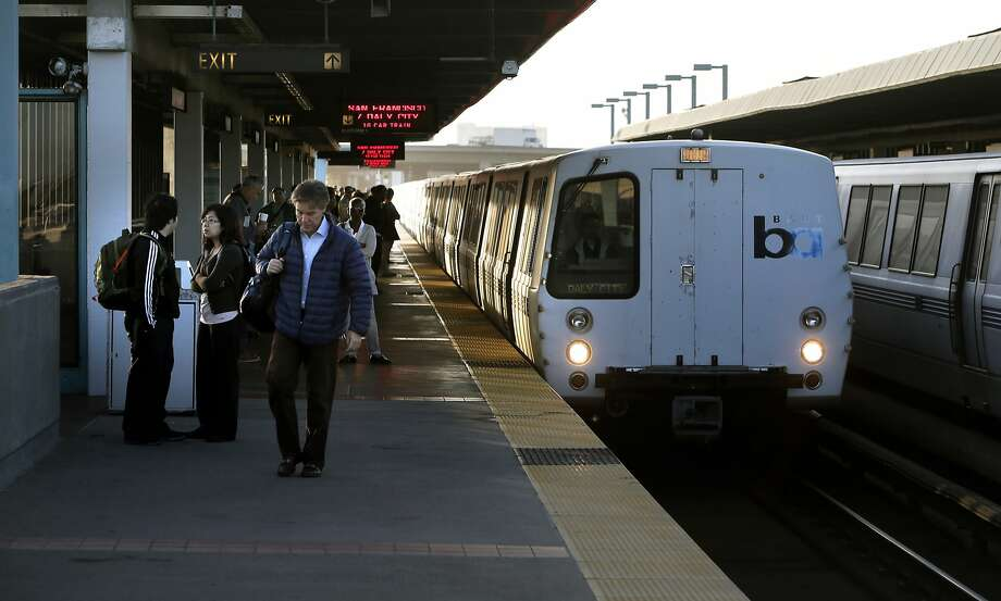 Riders will be paying 2.7 percent more for BART fares in 2018.CLICK THROUGH THIS SLIDESHOW TO READ 10 THINGS BART SHOULD FIX WITH ITS BOND MONEY. Photo: Michael Macor, The Chronicle