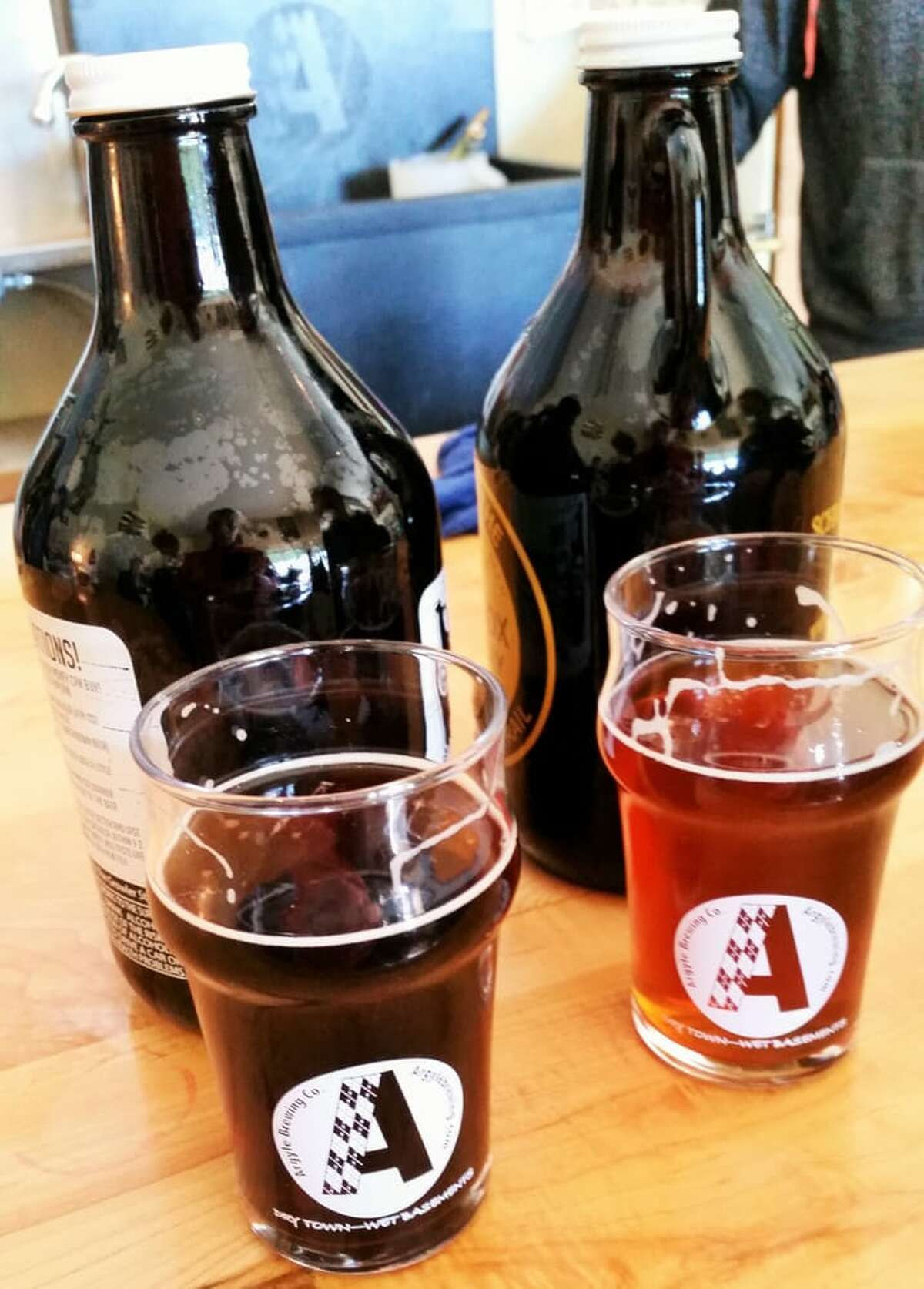 Argyle Brewing Company Opened: 2014Location: GreenwichBeers include: Altbier, Witches Brew, Rough & Red-dy No. 2