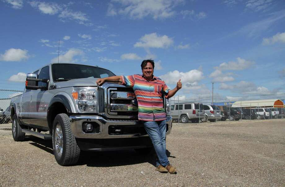 Two years ago, the feds seized Gerardo Serrano's pickup truck at the bridge in Del Rio. After two years and a lawsuit, the truck was released this month with little explanation. Serrano has filed a class action lawsuit asking a judge to order CBP to promptly hold hearings for seized vehicles. Photo: Photo Courtesy Of The Institute Of Justice
