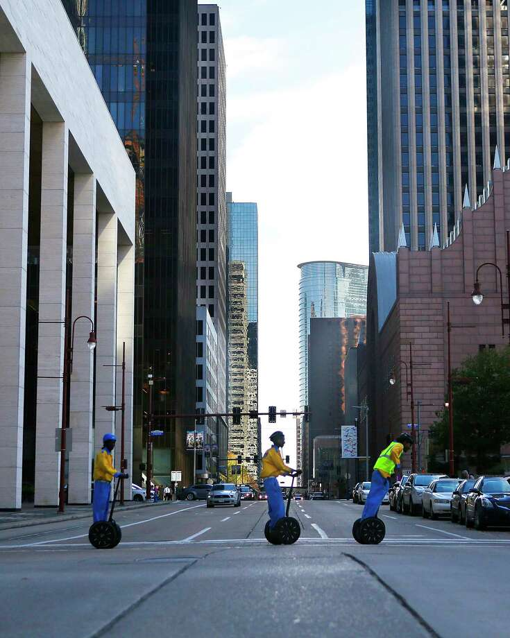 Houstonians may have higher expectations than workers nationally, research and consulting firm Energage speculates.>>The top 10 large, midsize and small companies Photo: Mark Mulligan, Staff / © 2015 Houston Chronicle