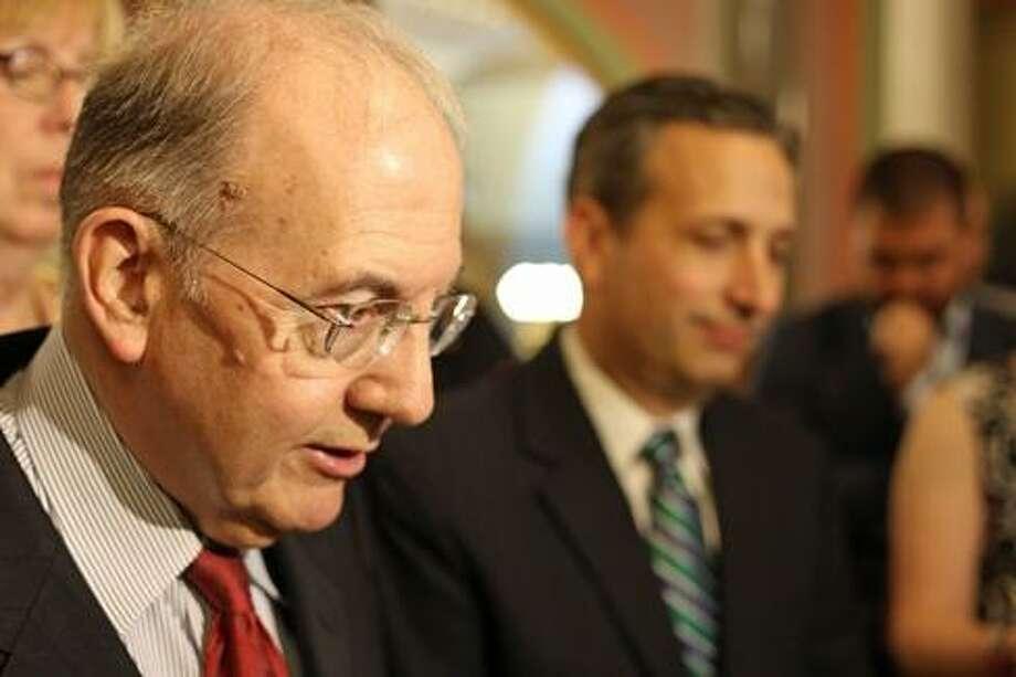 Senate President Martin Looney, D-New Haven. Photo: Christine Stuart / CTNewsJunkie
