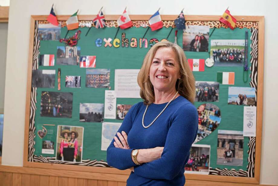 Jennifer Phelan Bensen, current Upper School academic dean, will step into the role of Sacred Heart Greenwich's Upper School head on July 1, 2018, the school announced Tuesday. Photo: Contributed / John McKeith      Photography