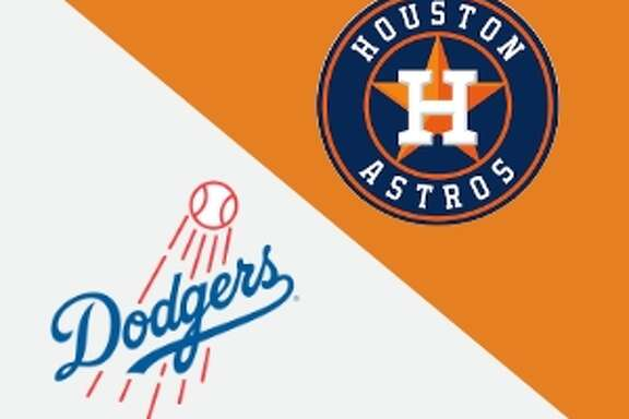 A quick check on Twitter revealed Astros fans living in enemy territory, as well as Dodgers fans living in Houston.      Browse through the photos to see how they're rooting for their teams.