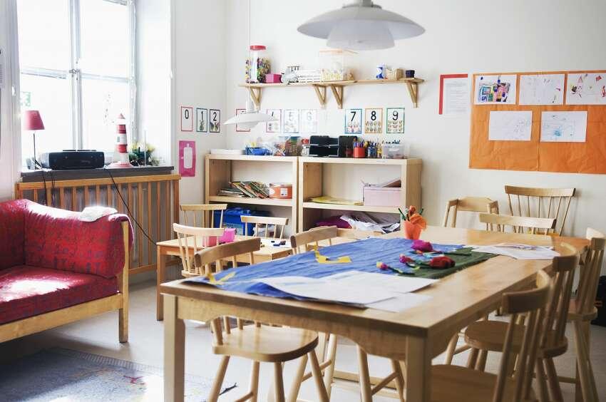 Seven percent of sugar babies spend their money on childcare, according to SeekingArrangement.com