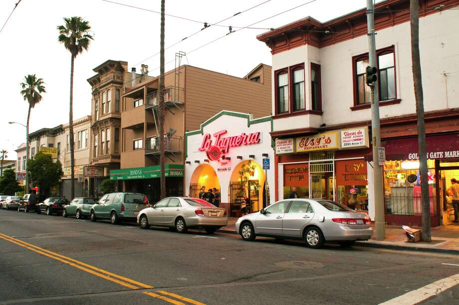 The Mission District in San Francisco, California. Photo: Lonely Planet/Getty Images/Lonely Planet Images