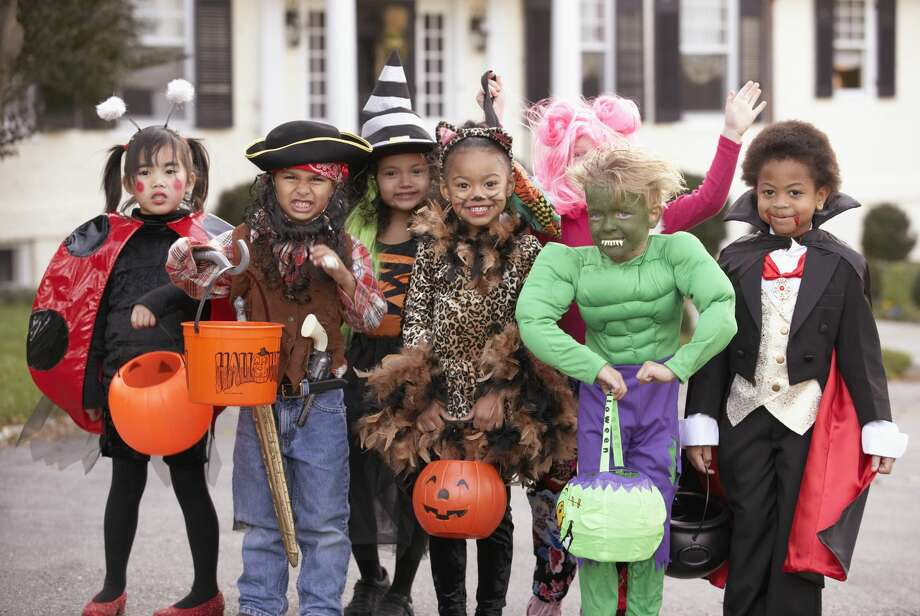 Halloween is going to feel less spooky at some elementary schools. Click ahead to see the schools that cancelled Halloween and what colleges are doing to combat racially stereotype costumes.   Photo: Ariel Skelley/Getty Images
