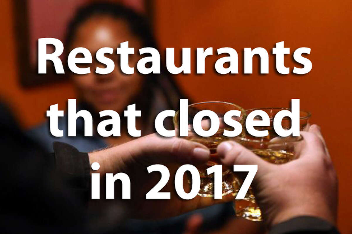 We said goodbye to some Seattle icons in 2017. Here are some of the notable restaurant closures of that year.
