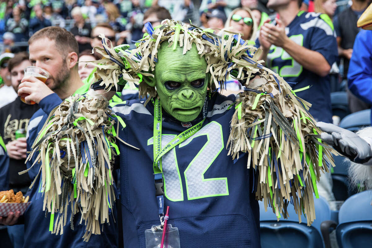 The fan support can make Seattle's CenturyLink Field a frightening place to play.