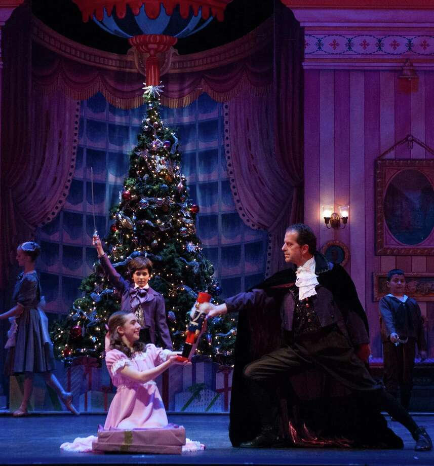"The Nutmeg Ballet Conservatory will present the full-length version of the classic tale, ""The Nutcracker"" on the Warner Theatre's Main Stage Dec. 9 and 10. Photo: Contributed Photo / Not For Resale / © DON PERDUE"