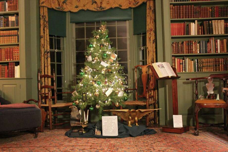 The Bellamy-Ferriday House & Garden will celebrate the work of Caroline Ferriday with author Martha Hall Kelly on Sunday in Bethlehem. Guests will learn about Advent and Polish Christmas traditions, including holiday delicacies and customs. Find out more. Photo: Contributed Photo / Not For Resale