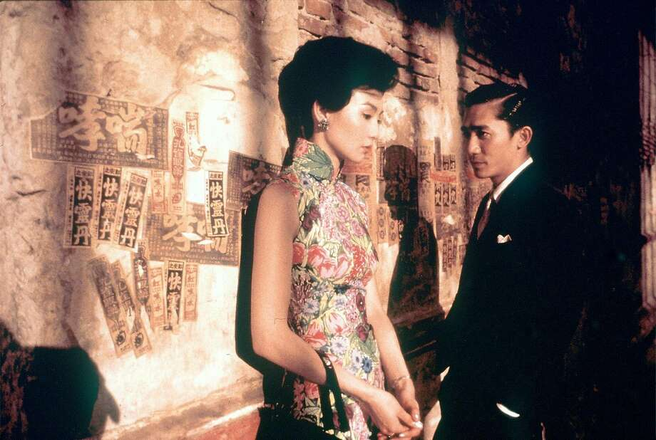 "LOVE16-C-13FEB01-DD-HO Maggie Cheung and Tony Leung Movie still from, ""In the Mood for Love.""  Ran on: 07-18-2005 Maggie Cheung in &quo;In the Mood for Love&quo;  Ran on: 07-18-2005 Maggie Cheung in &quo;In the Mood for Love&quo; Photo: HANDOUT, SFC"