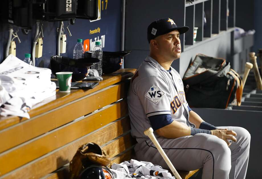 PHOTOS: Athletes who have turned down invitations to visit the White House since Donald Trump became presidentFormer Houston Astros designated hitter Carlos Beltran says he won't visit the White House with the team to celebrate the World Series.Browse through the photos above for a look at other athletes who have recently turned down White House invitations. Photo: Karen Warren/Houston Chronicle