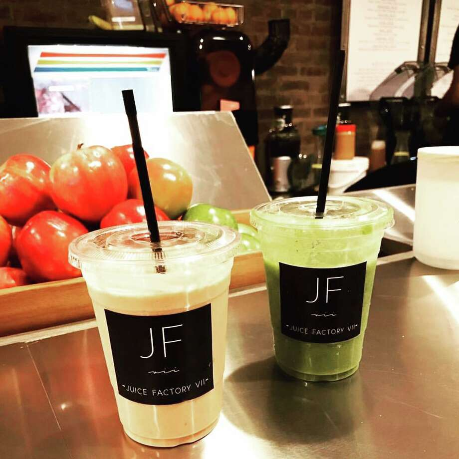 A new cafe opening in Troy, Juice Factory VII, features organic fruits and vegetables from a local distributor in its juices and smoothies. Click through the slideshow for more restaurants that have opened closed or are coming soon. Photo: Facebook.com/pg/Juice-Factory-VII