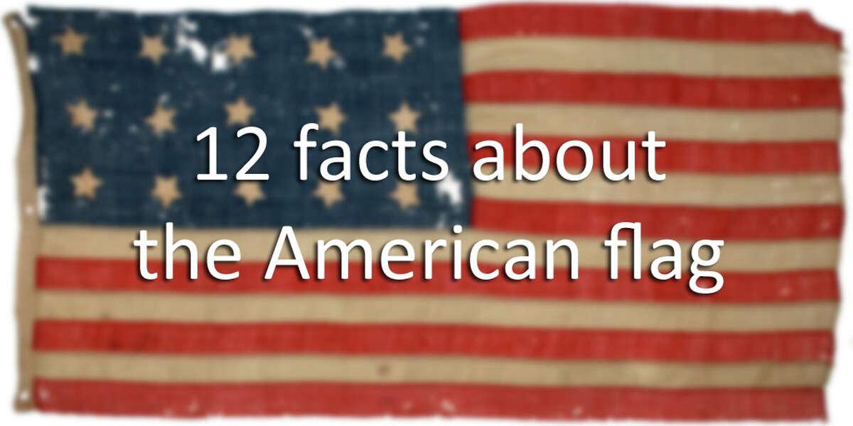 American flag transition