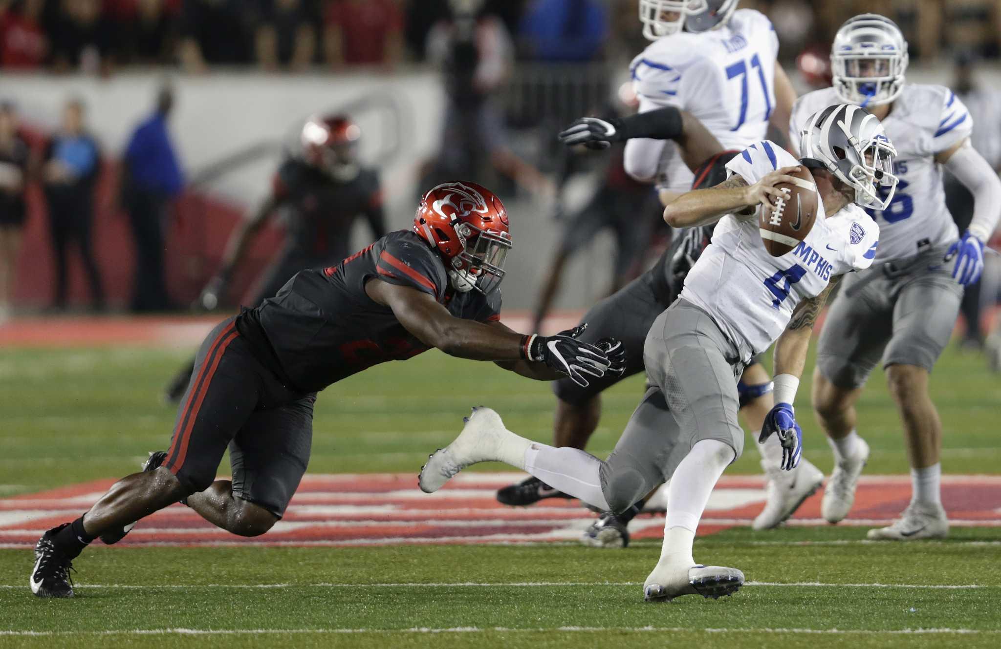 Breaking down 2018 UH football: Linebacker - Houston Chronicle