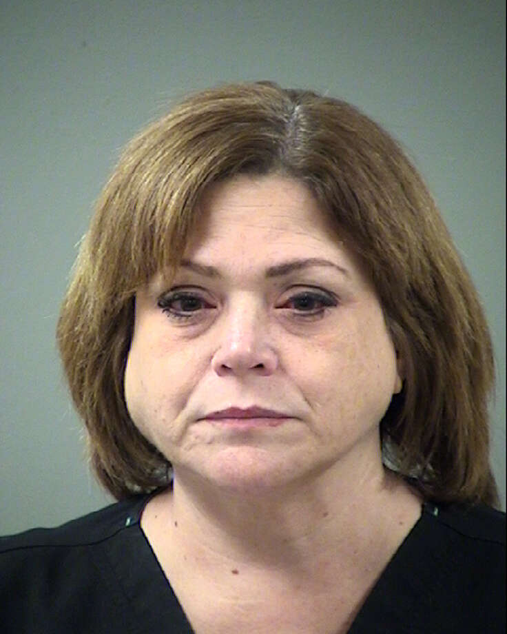 The suspect, Donna Adames, now faces a charge of credit card abuse. She was booked into the Bexar County Jail on a $10,000 bond. Photo: Bexar County Jail