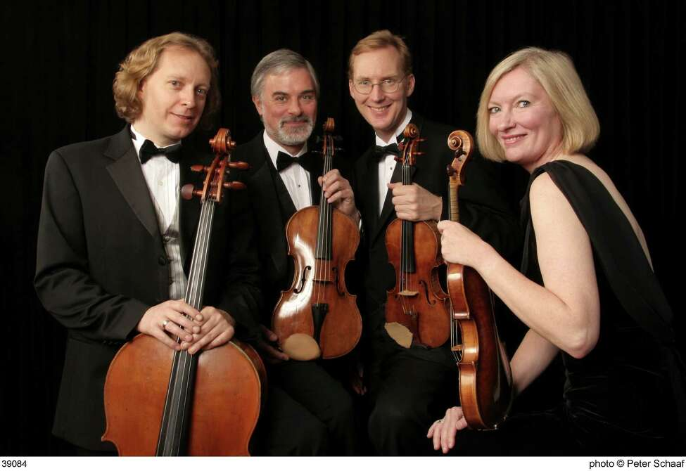 The American String Quartet (image from americanstringquartet.com)