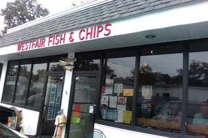 Westfair Fish & Chips may be plain looking, but has been very successful since it opened in 1985. Known for its prime-quality seafood and housemade chowders, the Westfair menu is classic shoreline fare.