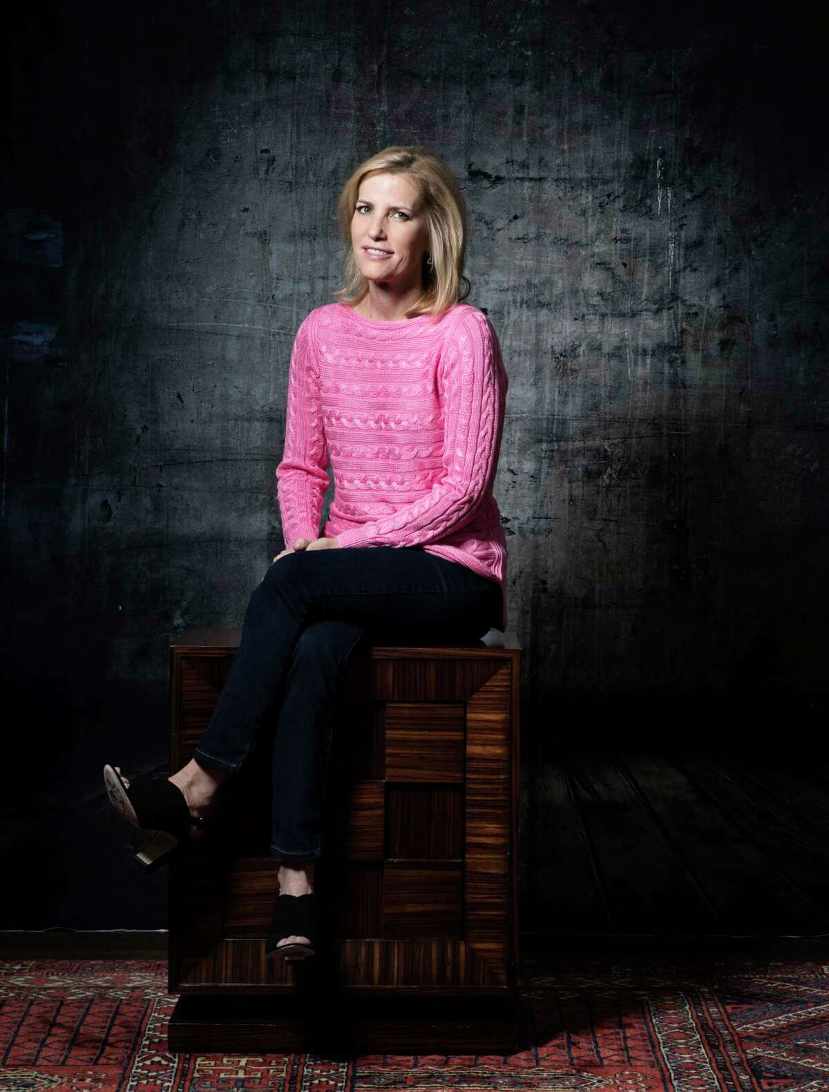 """""""I never forget where I came from - ever,"""" said Laura Ingraham, the conservative talk radio star now stepping up to television with a new Fox News show."""