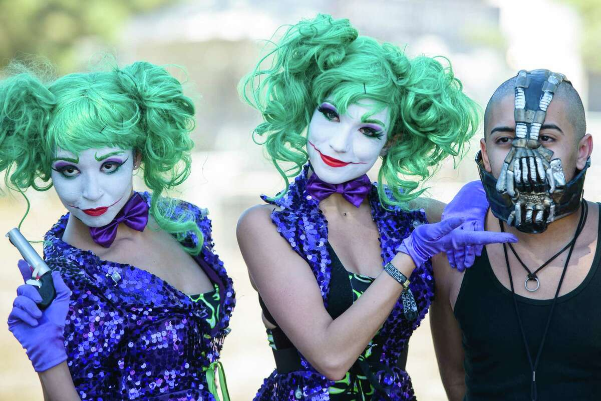 Something Wicked is a two-day Halloween EDM festival at Sam Houston Race Park.